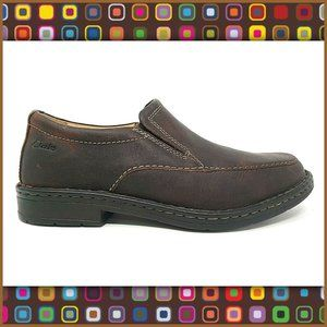 CLARKS Collection Leather Loafers